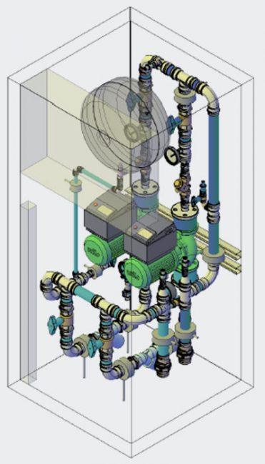 Flow Master Kühlsystem