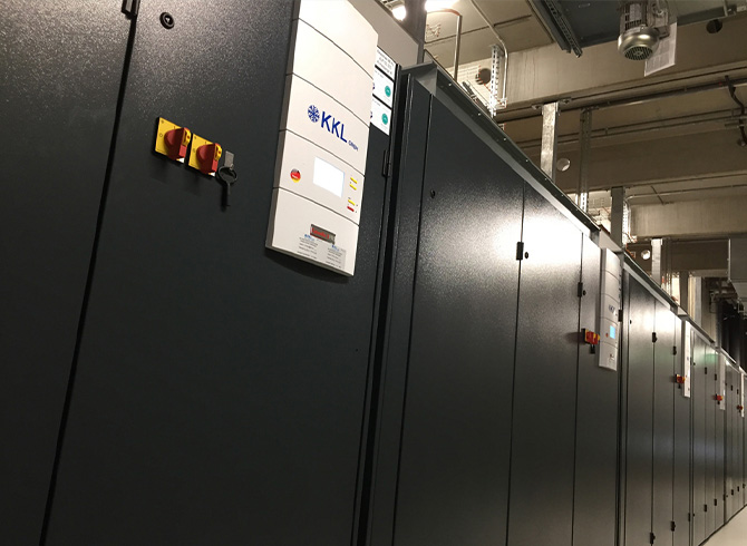 Klimaschränke KKL Klimatechnik
