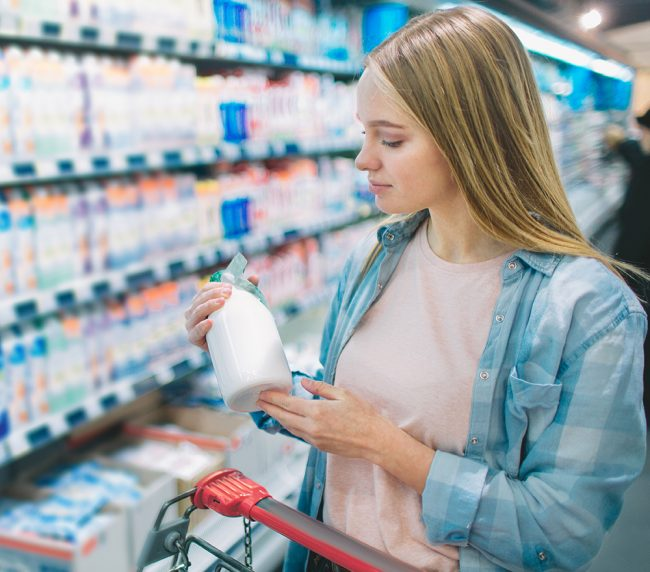 Kühlmöbel für Supermärkte oder Tankstellen